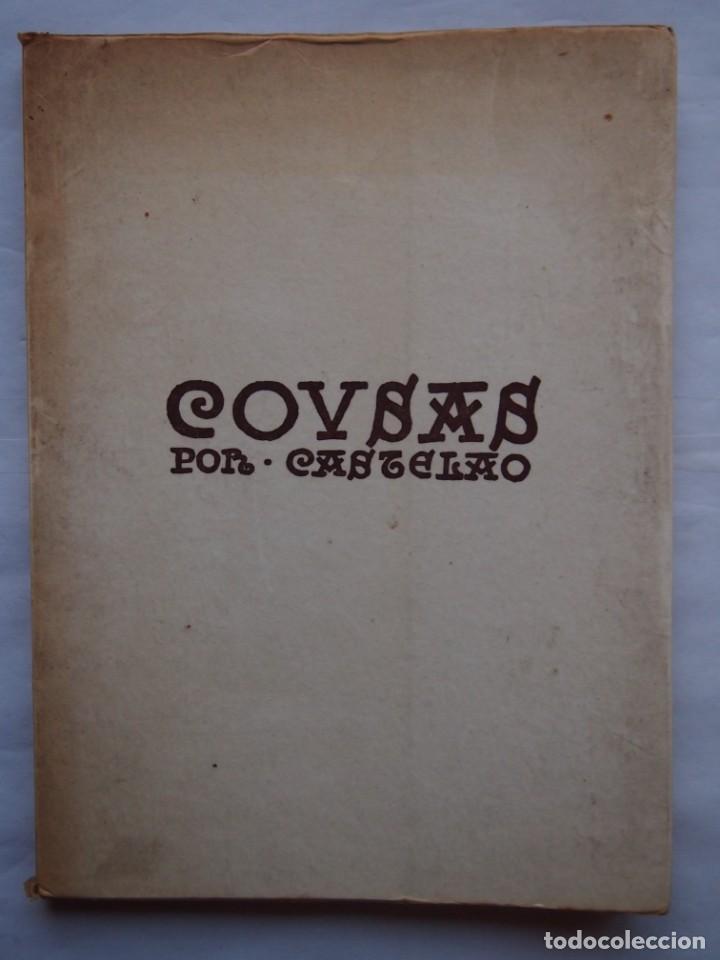 COUSAS POR CASTELAO. EDITORIAL GALAXIA. 4º EDICIÓN. (Libros de Segunda Mano - Otros Idiomas)