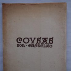Libros de segunda mano: COUSAS POR CASTELAO. EDITORIAL GALAXIA. 4º EDICIÓN.. Lote 141688214