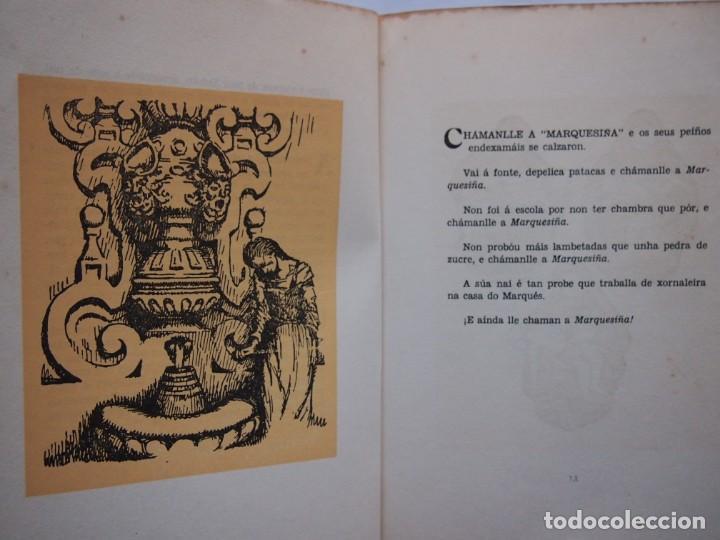 Libros de segunda mano: COUSAS POR CASTELAO. EDITORIAL GALAXIA. 4º EDICIÓN. - Foto 4 - 141688214