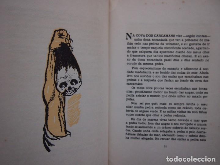 Libros de segunda mano: COUSAS POR CASTELAO. EDITORIAL GALAXIA. 4º EDICIÓN. - Foto 5 - 141688214