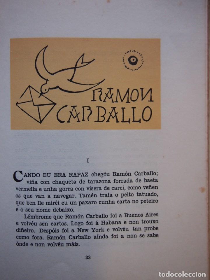 Libros de segunda mano: COUSAS POR CASTELAO. EDITORIAL GALAXIA. 4º EDICIÓN. - Foto 6 - 141688214
