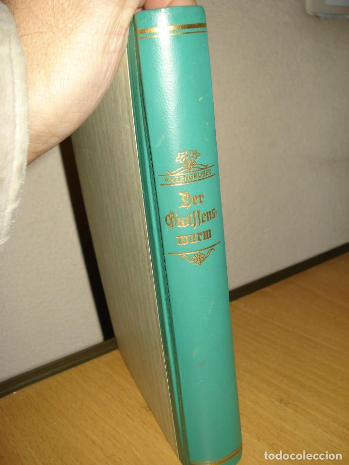 Libros de segunda mano: DER G'WISSENSWURM (EIN VOLKSROMAN). FACKELVERLAG. AÑO 1954. ALEMÁN - Foto 3 - 142098894