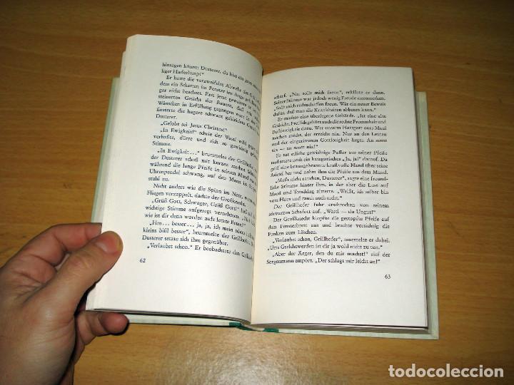 Libros de segunda mano: DER G'WISSENSWURM (EIN VOLKSROMAN). FACKELVERLAG. AÑO 1954. ALEMÁN - Foto 6 - 142098894