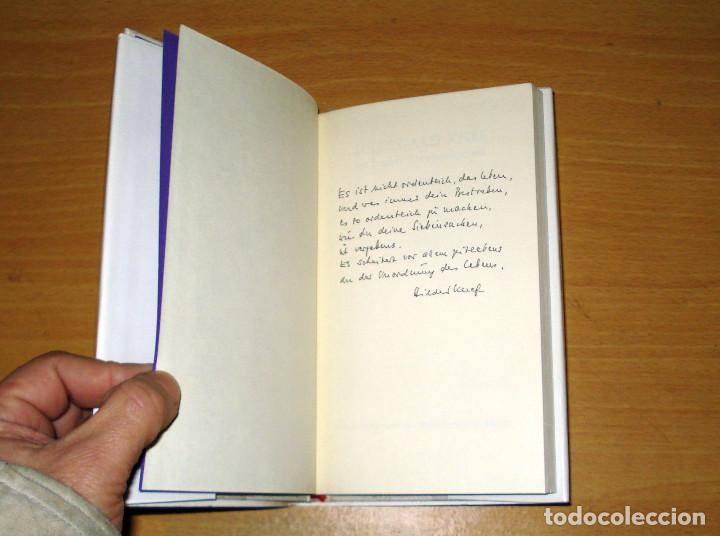 Libros de segunda mano: ICH BRAUCH TAPETENWECHSEL TEXTE (HILDEGARD KNEF). MOLDEN. AÑO 1978. ALEMÁN. - Foto 2 - 155824965