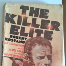 Libros de segunda mano: THE KILLER ELITE. ROBERT RONSTAND. ED. ARROW. Lote 142341022
