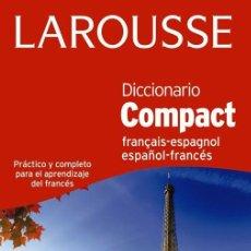 Libros de segunda mano - Diccionario Compact español-francés / français-espagnol. - Larousse Editorial. - 142378894