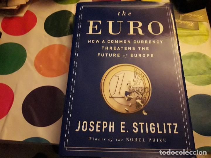 570dcee01 the euro. joseph e. stiglitz. edicion en ing - Buy Books in other ...