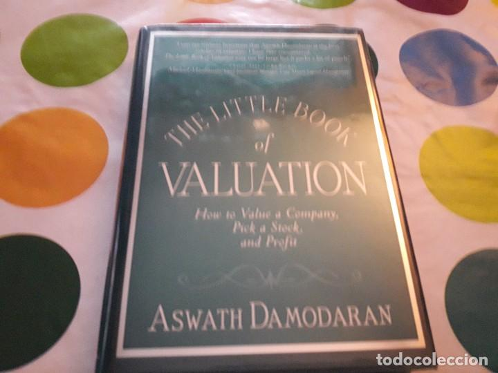 Damodaran Little Book Of Valuation