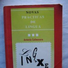 Libri di seconda mano: GALICIA. NOVA PRÁCTICAS DE LINGUA, ANTONIO COLMENERO. EDICIÓNS DO CUMIO. Lote 143198658