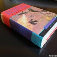 Libros de segunda mano: HARRY POTTER AND THE GOBLET OF FIRE.J.K.ROWLING.1A EDICIÓN CANADIENSE.IDIOMA INGLÉS. Lote 151496473
