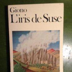 Libros de segunda mano: GIONO LIRES DE SUSE. Lote 143515594