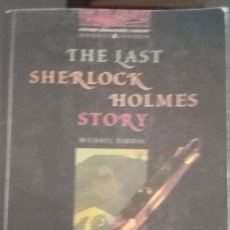 Libros de segunda mano: THE LAST SHERLOCK HOLMES STORY - MICHAEL DIBDIN. Lote 143828026