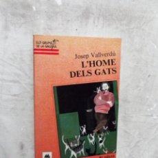 Libros de segunda mano - L´HOME DELS GATS / JOSEP VALLVERDU - 144145274