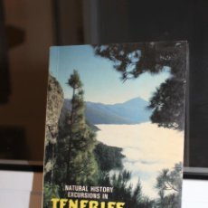 Libros de segunda mano: NATURAL HISTORY EXCURSIONS IN TENERIFE.A GUIDE TO THE COUNTRYSIDE, PLANTS AND ANIMALS,MYRTLE ASHMOLE. Lote 144411838