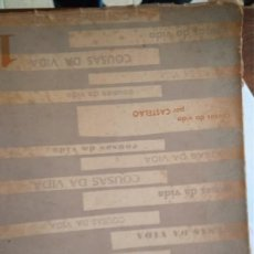 Libros de segunda mano: COUSAS DA VIDA DE CASTELAO-GALICIA-EDITORIAL GALAXIA 1961-PORLOGO RAMON OTERO PEDRAYO ORENSE 1961. Lote 145339446