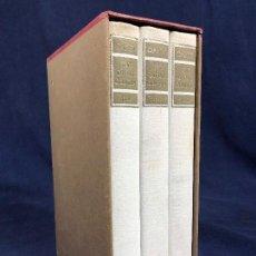 Libros de segunda mano: DANTE DIVINE COMEDY INFIERNO PURGATORIO PARAISO WASHINGTON SQUARE PRESS BENNETT BIANCOLLI TRES TOMOS. Lote 145579818