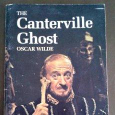 THE CANTERVILLE GHOST. OSCAR WILDE. EN INGLÉS