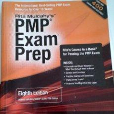 Libros de segunda mano: PMP EXAM PREPARATION. PMI. EN INGLÉS.. Lote 146575850