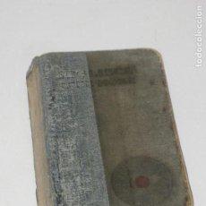 Libros de segunda mano: LIBRO ANTIGUO . Lote 70140345