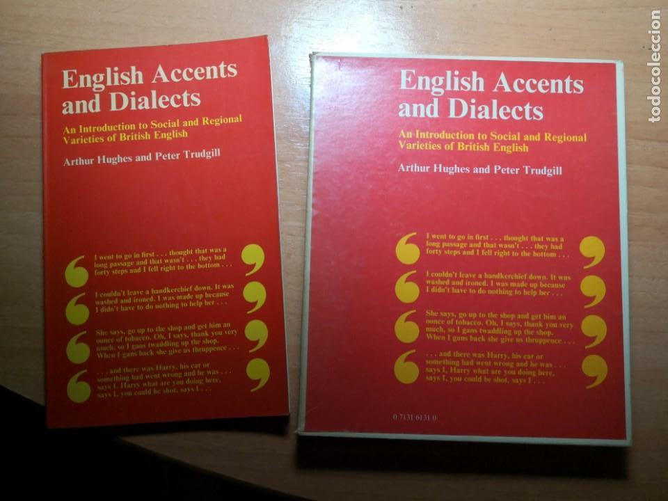 ENGLISH ACCENTS AND DIALECTS (Libros de Segunda Mano - Otros Idiomas)