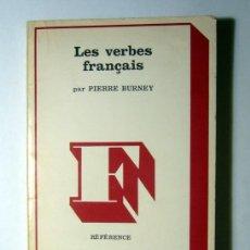 Libros de segunda mano - LES VERBES FRANÇAIS - MANUEL COMPLET - PIERRE BURNEY - EDIT. HACHETTE - 147414470