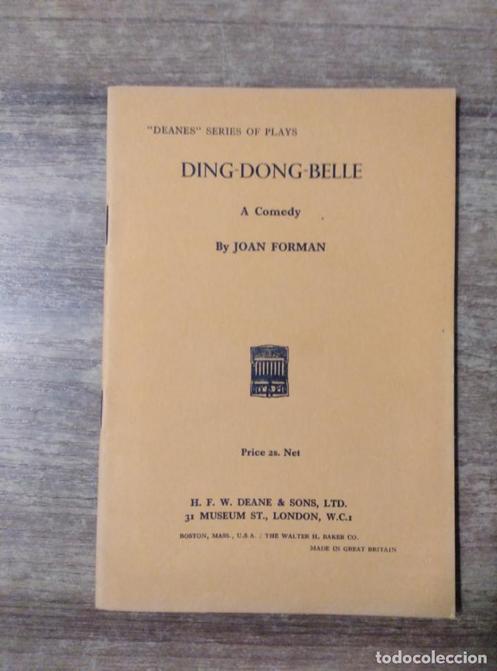 MFF.- DING-DONG BELLE BY JOAN FORMAN.- H. F. W. DEANE & SONS LTD.- 1962.- 38 PAGINAS.- (Libros de Segunda Mano - Otros Idiomas)