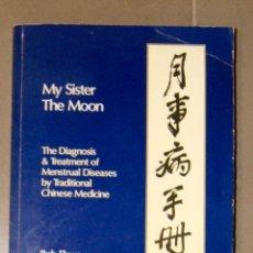 Libros de segunda mano: MY SISTER THE MOON BOB FLAWS. Lote 148200290
