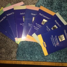 Libros de segunda mano: LOTE 8 LIBROS TEXTOS BILINGÜES PASA 2006. Lote 148506650