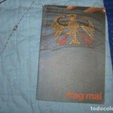 Libros de segunda mano: FRAG MAL TIPS FUR JUNGE LEUTE , ALEMAN. Lote 148769674