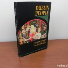 Libros de segunda mano: DUBLIN PEOPLE (MAEVE BINCHY / SHORT STORIES) OXFORD BOOKWORMS Nº 6 (1996) EN INGLÉS. Lote 149148398