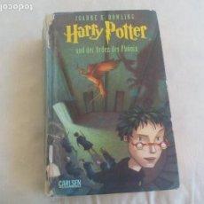 Libros de segunda mano: HARRY POTTER UND DER ORDEN DES PHÓNIX. JOANNE K. ROWLING. GERMANY CARLSEN AÑO 2003, EN ALEMÁN. Lote 149250106