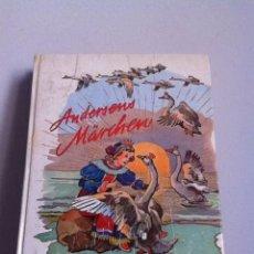 Libros de segunda mano: ANDERSEN MARCHEN ( ALEMÁN) 1965. Lote 149516297