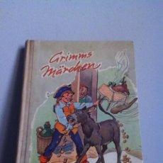 Libros de segunda mano: GRIMMS. MARCHEN ( ALEMÁN). Lote 149516518