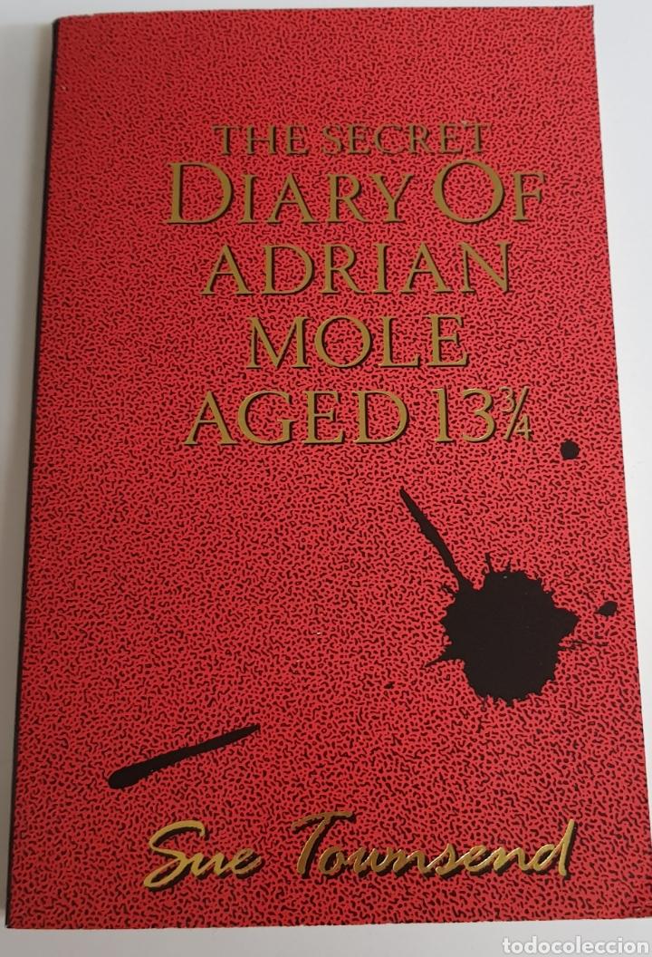 THE SECRET DIARY OF ADRIAN MOLE AGED 13 3/4, SUE TOWNSEND - TDK1 (Libros de Segunda Mano - Otros Idiomas)