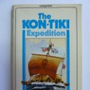 Libros de segunda mano: THE KON TIKI EXPEDITION (ESTÁ EN INGLÉS). Lote 150072022