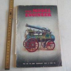 Libros de segunda mano: THE MODEL ENGINEER. VOL 103. NO. 2585. 1950. INGENIERIA, MODELISMO.. Lote 150836346