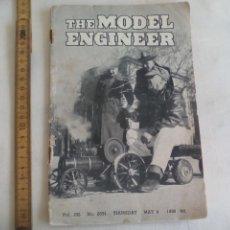Libros de segunda mano: THE MODEL ENGINEER. VOL 102. NO. 2554. 1950. INGENIERIA, MODELISMO.. Lote 150837190