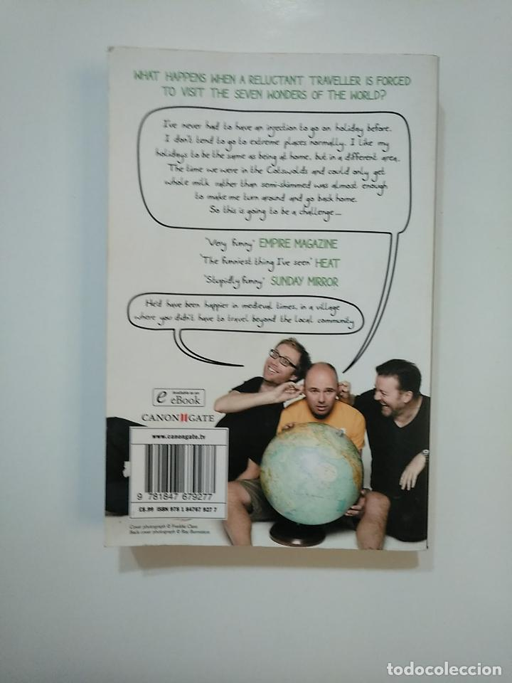 Libros de segunda mano: AN IDIOT ABROAD . THE TRAVEL DIARIES OF KARL PILKINGTON. EN INGLES. TDK362 - Foto 2 - 151069882