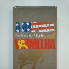 Libros de segunda mano: A RAPOSA VERMELHA. ANTHONY HYDE. EN PORTUGUES. TDK363. Lote 151094554