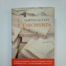 Libros de segunda mano: L'ARCHIVISTA. MARTHA COOLEY. EN ITALIANO. TDK363. Lote 151192554
