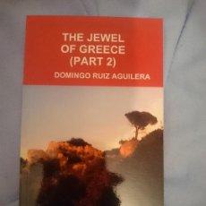 Libros de segunda mano: THE JEWEL OF GREECE (PART 2). Lote 151286190