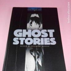 Libros de segunda mano: LIBRO-GHOST STORIES-BUEN ESTADO-EN INGLÉS-VER FOTOS. Lote 151460690