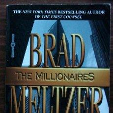 Libros de segunda mano: THE MILLIONAIRES. BRAD MELTZER. Lote 151996530