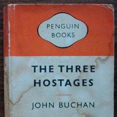 Libros de segunda mano: THE THREE HOSTAGES. JOHN BUCHAN. Lote 151998234