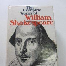 Libros de segunda mano: THE COMPLETE WORKS OF WILLIAM SHAKESPEARE TPA DURA CON SOBRECUBIERTA VSD05. Lote 152246742