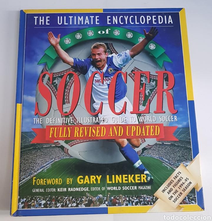 SOCCER - GARY LINEKER - ARM06 (Libros de Segunda Mano - Otros Idiomas)