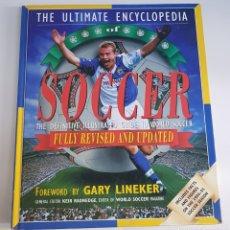 Libros de segunda mano: SOCCER - GARY LINEKER - ARM06. Lote 152295252