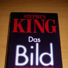 Libros de segunda mano: DAS BILD ROSE MADDER. STEPHEN KING. Lote 152312552