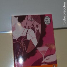 Libros de segunda mano: THE MIRROR CRACK'D FROM SIDE TO SIDE AGATHA CHRISTIE PENGUIN READERS LEVEL 4 - CON AUDIO CD MP3 -. Lote 152318242