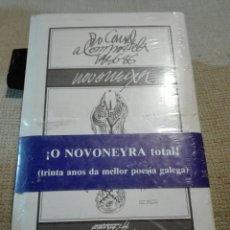 Libros de segunda mano: DO COUREL A COMPOSTELA. 1956/1986. UXÍO NOVONEYRA. TREINTA AÑOS DE POESÍA GALLEGA. SB EDICIONES.. Lote 152367090